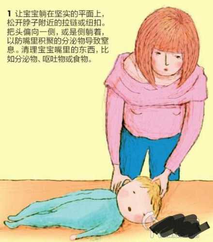 【手把手教你】寶寶高熱驚厥,如何快速處理★