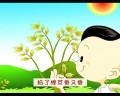 《椿树芽拌豆腐》
